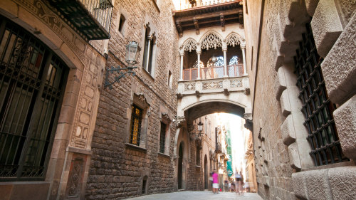 Gothic Quarter Walking Tour