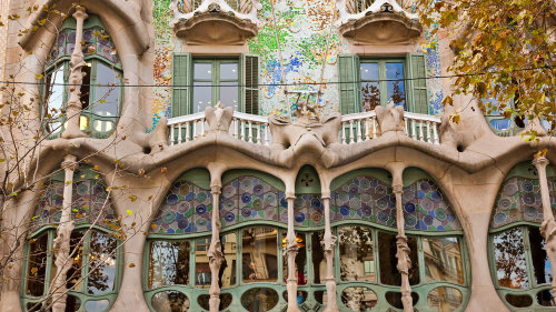 Skip-the-Line: Casa Batlló with Audio Guide