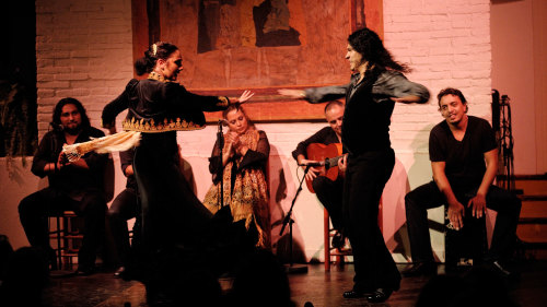 Flamenco Show at Tablao de Carmen