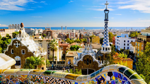 Park Güell Walking Tour