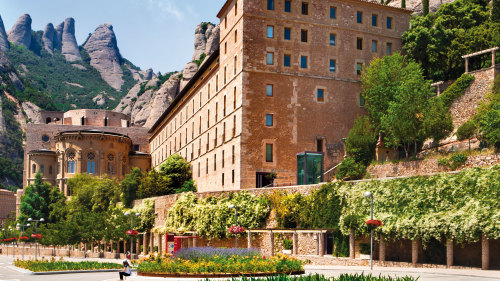 Montserrat Excursion Half-Day Tour