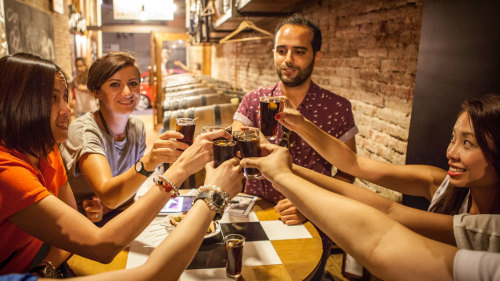 Off-the-Beaten-Track Vermouth Walking Tour