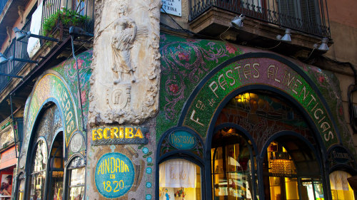 Private Tour: Las Ramblas through the Eyes of an Architect