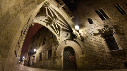 Gothic Quarter Tour by Night