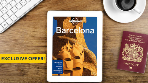 Get a Lonely Planet Barcelona city guide eBook with all Barcelona 'Things to Do'