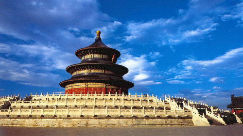 Tour to Tiananmen Square, Forbidden City & Temple of Heaven