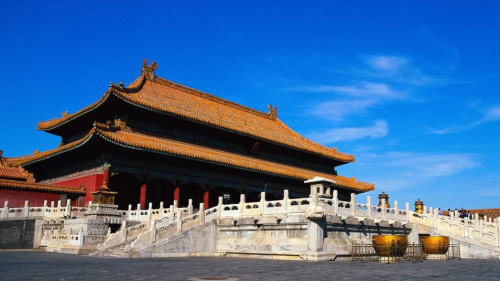 Private Tour of City & Great Wall of China by Shanghai Han Tang Travel
