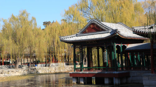 Summer Palace & Gardens of Nurtured Harmony Walking Tour