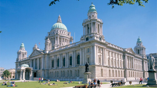 Belfast Full-Day Tour
