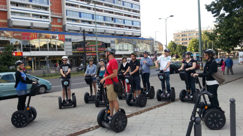 City Segway Half-Day Tour