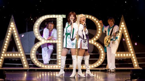 Thank You For The Music: The ABBA Story