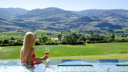 Black Sage Wine Tour from Osoyoos