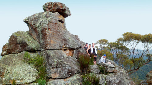 Small-Group Blue Mountains Hiking Tour by Life