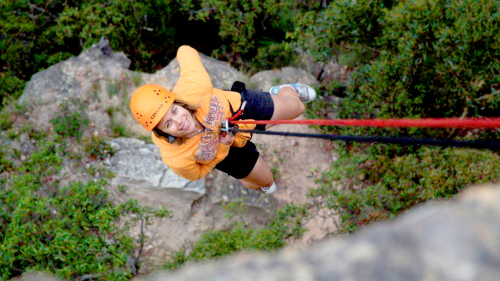 Half-Day Abseiling Adventure by River Deep Mountain High