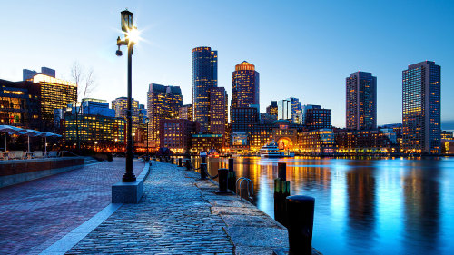 Cambridge, Lexington, Concord & Boston Highlights Tour