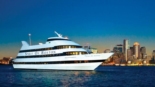Dinner Cruise aboard the Spirit of Boston