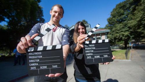 On Location Tours: Movie Mile Walking Tour