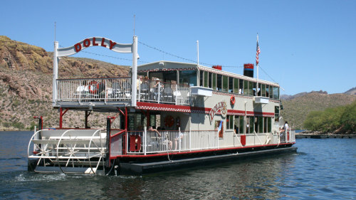 Apache Trail & Canyon Lake Steamboat Cruise
