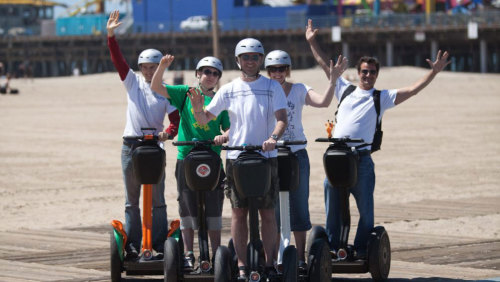 Santa Monica & Venice Beach Segway® Tour by Another Side Tours