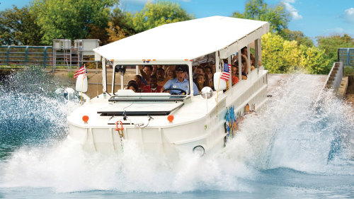 Ride the Ducks of Branson Amphibious City Tour