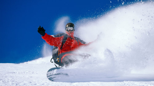 Breckenridge & Keystone Snowboard Rental Package with Delivery