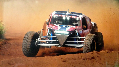 V-8 Race Buggy Ride by Off Road Rush