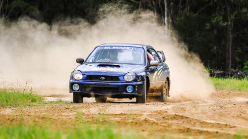Subaru WRX Driving Experience by Off Road Rush