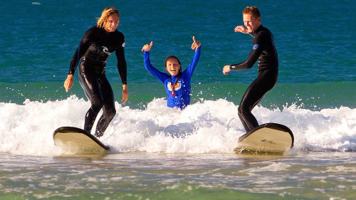 Noosa Surfing Lesson by Noosa Learn to Surf