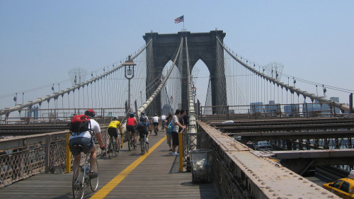 Brooklyn Bridge Hourly Bike Rental