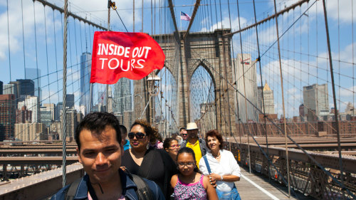 Brooklyn Bridge & Dumbo Neighborhood Walking Tour