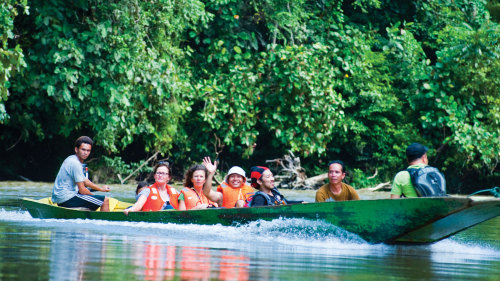 Private Temburong Nature Tour