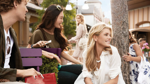 Chic Outlet Shopping® Experience at Maasmechelen Village