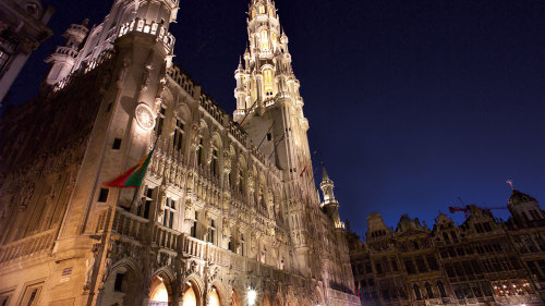 Full-Day Tour to Brussels