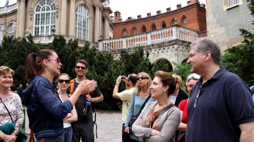 Small-Group City Center Walking Tour