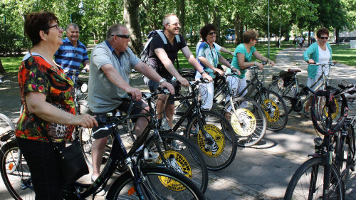 Small-Group Bike Tour
