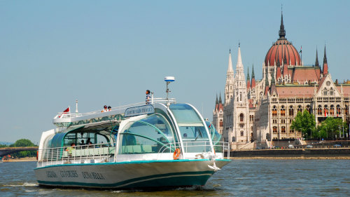 Danube Sightseeing River Cruise by Legenda Cruises
