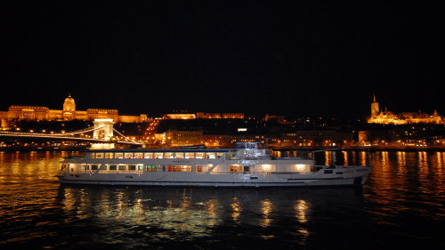 Danube Dinner Cruise