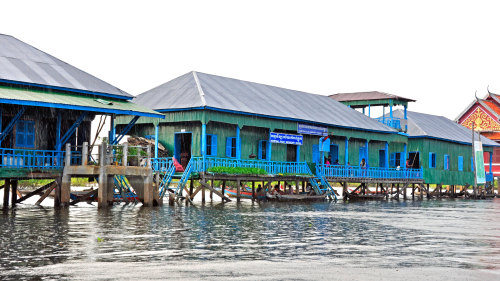 Khleang Floating Village & Tonlé Sap Lake Cruise by Threeland Travel