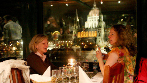 Dinner Cruise with All-You-Can-Eat Buffet & Live Music
