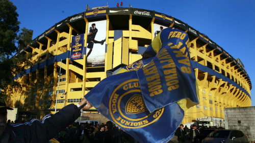 Behind-the-Scenes Boca Juniors & River Plate Soccer Stadiums