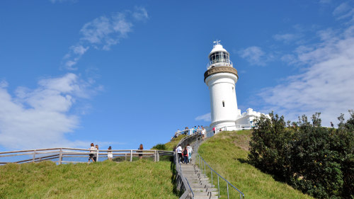 Byron Bay, Bangalow & Green Cauldon Small-Group Tour
