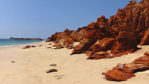 Cape Leveque 4x4 Full-Day Tour by Australian Pinnacle