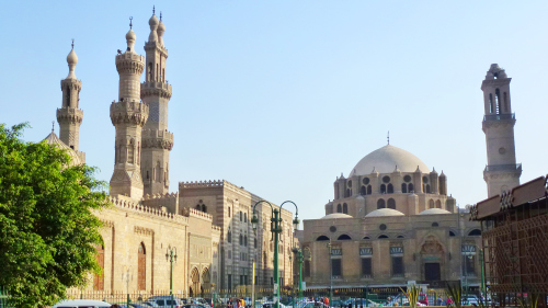 Islamic Sights Private Half-Day Tour