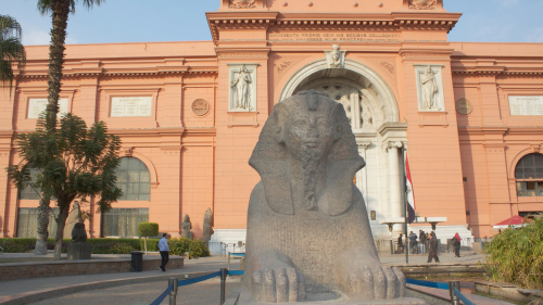 Cairo Private Full-Day Tour via Plane with Lunch