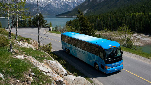 Shared Coach: Calgary - Banff/Lake Louise