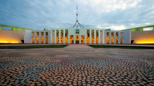 Canberra Day Trip