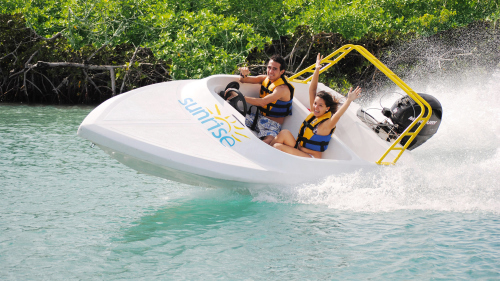 Jungle Speedboat & Snorkel Tour by BD Travel
