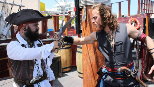 Jolly Roger Pirate Show & Dinner Cruise