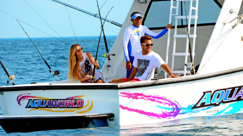 Family-Friendly Deep Sea Fishing Tour by Aquaworld
