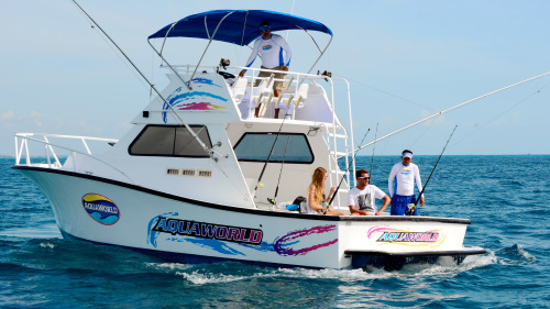 Private Fishing Charter by Aquaworld